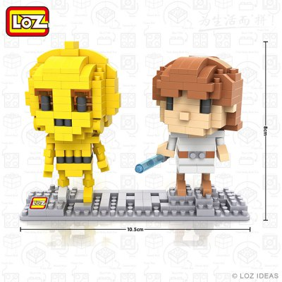 LOZ 370Pcs IQ Training Family Game Perfect GiftBlock Toys<br>LOZ 370Pcs IQ Training Family Game Perfect Gift<br><br>Age: 14 Years+<br>Applicable gender: Unisex<br>Brand: LOZ<br>Design Style: Figure Statue<br>Features: Movie and TV<br>Material: ABS<br>Package Contents: 370 x Building Block, 1 x English Manual<br>Package size (L x W x H): 8.50 x 8.50 x 8.50 cm / 3.35 x 3.35 x 3.35 inches<br>Package weight: 0.120 kg<br>Product Model: No. 9532<br>Puzzle Style: 3D Puzzle<br>Small Parts : Yes<br>Type: Building Blocks<br>Washing: Yes