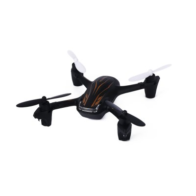 Hubsan H107P X4 Plus QuadcopterRC Quadcopters<br>Hubsan H107P X4 Plus Quadcopter<br><br>Brand: Hubsan<br>Built-in Gyro: Yes<br>Channel: 4-Channels<br>Detailed Control Distance: About 100m<br>Features: Radio Control<br>Flying Time: 9~10mins<br>Functions: With light, Up/down, Turn left/right, Sideward flight, Forward/backward, 3D rollover, 360 degrees spin<br>Kit Types: RTF<br>Level: Beginner Level<br>Material: Plastic, Electronic Components<br>Mode: Mode 2 (Left Hand Throttle)<br>Model Power: Built-in rechargeable battery<br>Motor Type: Brushed Motor<br>Night Flight: Yes<br>Package Contents: 1 x Quadcopter, 1 x Transmitter, 1 x Propeller Protection, 4 x Propeller, 1 x Screwdriver, 1 x USB Cable<br>Package size (L x W x H): 36.00 x 18.50 x 9.00 cm / 14.17 x 7.28 x 3.54 inches<br>Package weight: 0.511 kg<br>Radio Mode: Mode 2 (Left-hand Throttle)<br>Remote Control: 2.4GHz Wireless Remote Control<br>Transmitter Power: 4 x AAA battery (not included)<br>Type: Quadcopter