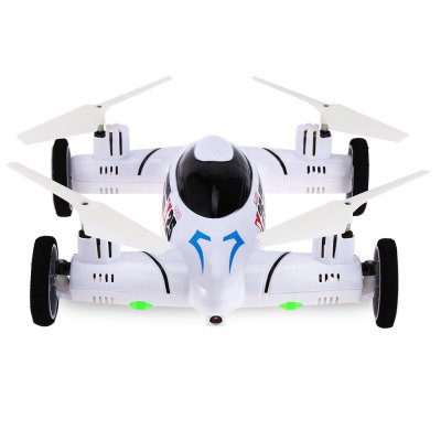 SY X25 RC QuadcopterRC Quadcopters<br>SY X25 RC Quadcopter<br><br>Built-in Gyro: Yes<br>Channel: 8-Channels<br>Detailed Control Distance: 50~60m<br>Features: Radio Control<br>Flying Time: 5~6mins<br>Functions: With light, Turn left/right, Speed up, Sideward flight, One Key Automatic Return, Hover, Forward/backward, Camera, 3D rollover, 360 degrees spin, Up/down<br>Kit Types: RTF<br>Level: Intermediate Level<br>Motor Type: Brushed Motor<br>Package Contents: 1 x X25 RC Quadcopter, 1 x Transmitter, 1 x Screwdriver, 4 x Spare Blade<br>Package size (L x W x H): 34.00 x 24.50 x 8.50 cm / 13.39 x 9.65 x 3.35 inches<br>Package weight: 0.6850 kg<br>Remote Control: 2.4GHz Wireless Remote Control<br>Transmitter Power: 4 x 1.5V AA battery(not included)<br>Type: RC Simulators, Quadcopter