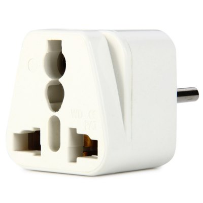 WD-11 Switzerland Plug to Universal Socket AdapterPlugs &amp; Sockets<br>WD-11 Switzerland Plug to Universal Socket Adapter<br><br>Color: Black,White<br>Identification: CE<br>Input Current: 10A<br>Input Voltage: 250V<br>Material: ABS<br>Model: WD-11<br>Package Contents: 5 x WD-11 Switzerland Plug to Universal Socket Adapter<br>Package size (L x W x H): 15 x 9 x 5.8 cm / 5.90 x 3.54 x 2.28 inches<br>Package weight: 0.158 kg<br>Product size (L x W x H): 3.6 x 3.5 x 4.8 cm / 1.41 x 1.38 x 1.89 inches<br>Product weight: 0.135 kg<br>Standard: Switzerland Plug