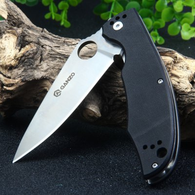 Ganzo G732-BK Liner Lock Pocket Knife with G10 HandlePocket Knives and Folding Knives<br>Ganzo G732-BK Liner Lock Pocket Knife with G10 Handle<br><br>Blade Edge Type: Fine, Fine<br>Blade Length: 9.5 cm, 9.5 cm<br>Blade Length Range: 5cm-10cm, 5cm-10cm<br>Blade Material: 440C Stainless Steel, 440C Stainless Steel<br>Blade Width : 2.9 cm, 2.9 cm<br>Brand: GANZO<br>Clip Length: 5.8 cm, 5.8 cm<br>Color: Black,Orange,Camouflage,Army green, Black,Orange,Camouflage,Army green<br>For: Camping, Adventure, Home use, Mountaineering, Collecting, Hiking, Travel, Travel, Home use, Adventure, Collecting, Hiking, Mountaineering, Camping<br>Handle Material: G10 Handle, G10 Handle<br>Lock Type: Liner Lock<br>Model Number: G732-BK<br>Package Contents: 1 x Ganzo G732-BK Pocket Knife, 1 x Storage Pouch, 1 x Ganzo G732-BK Pocket Knife, 1 x Storage Pouch<br>Package size (L x W x H): 14.50 x 6.20 x 4.20 cm / 5.71 x 2.44 x 1.65 inches, 14.50 x 6.20 x 4.20 cm / 5.71 x 2.44 x 1.65 inches<br>Package weight: 0.190 kg, 0.190 kg<br>Product size (L x W x H): 12.00 x 3.90 x 1.60 cm / 4.72 x 1.54 x 0.63 inches, 12.00 x 3.90 x 1.60 cm / 4.72 x 1.54 x 0.63 inches<br>Product weight: 0.126 kg, 0.126 kg<br>Unfold Length: 21.5 cm, 21.5 cm<br>Weight Range: 101g-200g, 101g-200g