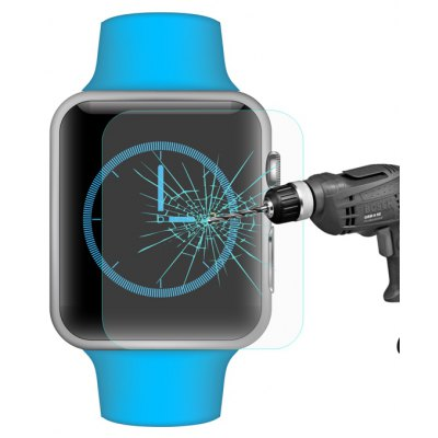 Hat-Prince Tempered Glass Screen Protector for Apple Watch 42mm