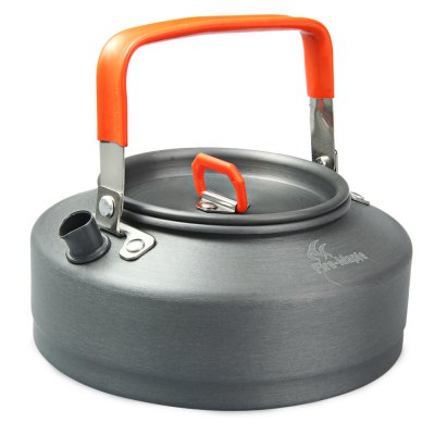Fire Maple FMC-T3 Hard Alumina KettleBarbecue<br>Fire Maple FMC-T3 Hard Alumina Kettle<br><br>Color: Silver<br>Material: Hard Alumina<br>Model: FMC-T3<br>Package Contents: 1 x Fire Maple FMC-T3 Kettle, 1 x Mesh Pouch<br>Package weight: 0.356 kg<br>Product weight: 0.206 kg