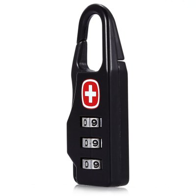 Combination PadlockLock Picks and Tools<br>Combination Padlock<br><br>Color: Black<br>Materials: Steel<br>Package Contents: 1 x Combination Padlock, 1 x Bilingual Manual in English and Chinese<br>Package size (L x W x H): 8.30 x 6.00 x 2.30 cm / 3.27 x 2.36 x 0.91 inches<br>Package weight: 0.037 kg<br>Packing Type: Single Piece<br>Product size (L x W x H): 5.80 x 2.30 x 1.30 cm / 2.28 x 0.91 x 0.51 inches<br>Product weight: 0.016 kg<br>Special function: Lock