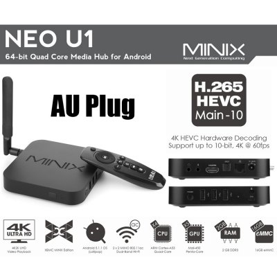 MINIX NEO U1 Box Android TV