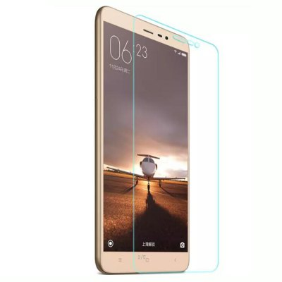 ASLING Tempered Glass Screen Protector for Redmi Note 3 /3 ProScreen Protectors<br>ASLING Tempered Glass Screen Protector for Redmi Note 3 /3 Pro<br><br>Brand: ASLING<br>Features: Anti fingerprint, Anti scratch, High-definition, Ultra thin<br>Mainly Compatible with: Xiaomi<br>Material: Tempered Glass<br>Package Contents: 1 x Tempered Glass Film, 1 x Dust Remover, 1 x Cleaning Cloth, 1 x Alcohol Prep Pad<br>Package size (L x W x H): 19.00 x 10.50 x 1.00 cm / 7.48 x 4.13 x 0.39 inches<br>Package weight: 0.0900 kg<br>Product Size(L x W x H): 14.60 x 7.30 x 0.03 cm / 5.75 x 2.87 x 0.01 inches<br>Product weight: 0.0080 kg<br>Surface Hardness: 9H<br>Thickness: 0.26mm<br>Type: Screen Protector