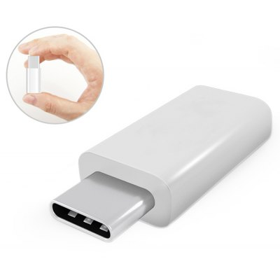 Hat-Prince Type C 3.1 Male to Micro USB Female Adapter