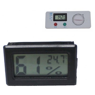 Digital LCD Thermometer Hygrometer