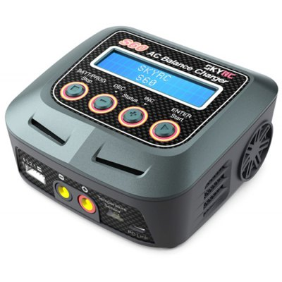 Spare SKYRC S60 60W Balance Charger Discharger for Multirotor Aircraft Battery