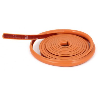 Car Decoration Moulding Trim Strip with 2m Length Easy Installation