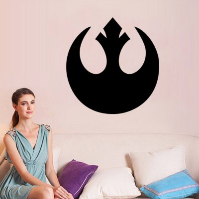 w-1 Rebel Alliance Wall Decal Stickers