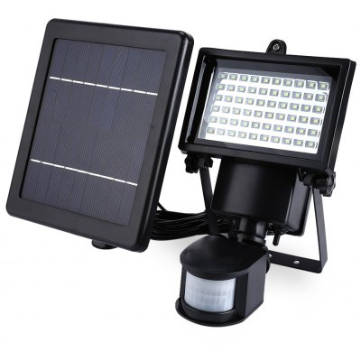 SL - 60 LED Solar Security Lamps