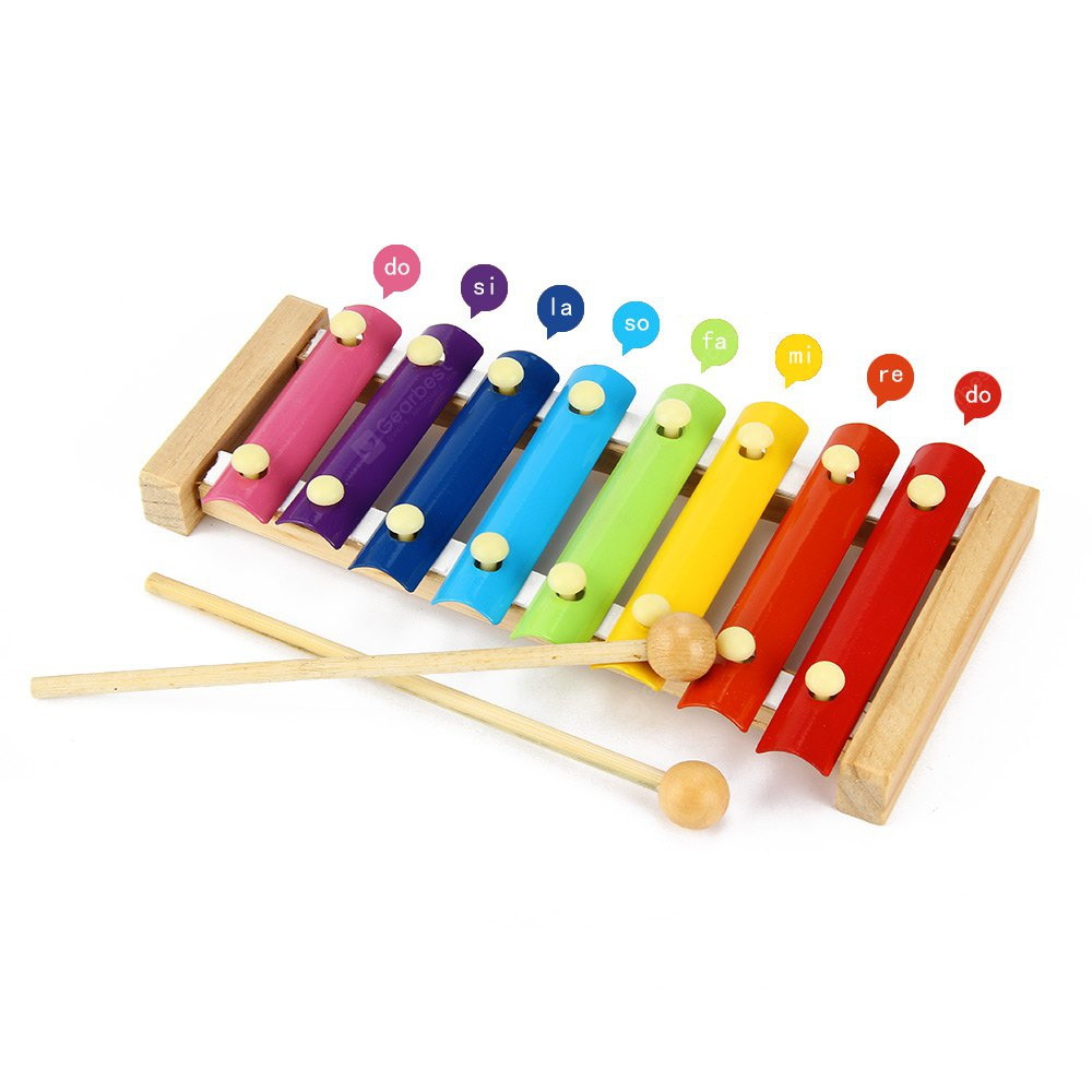 Wooden Musical Educational Toys