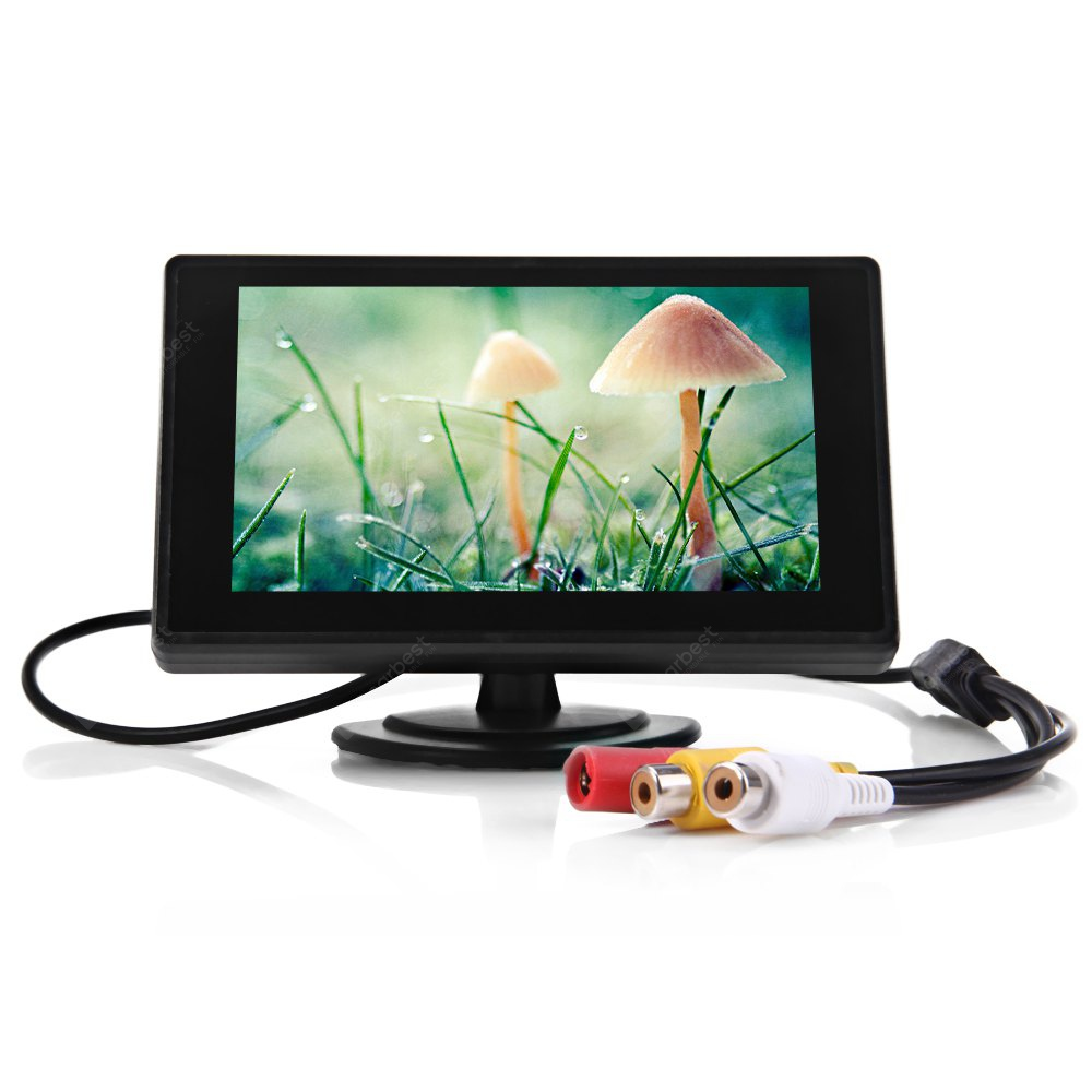 4.3 Inch Car Rear View Monitor