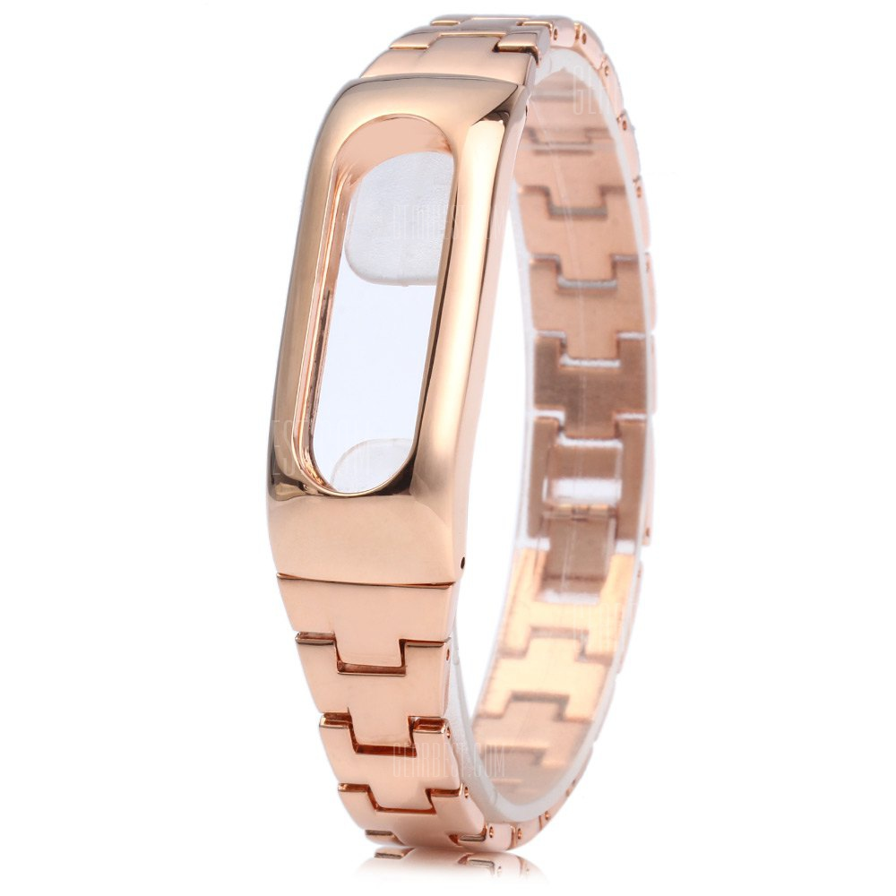 Anti-lost Design Stainless Steel Band for Xiaomi Miband  1 / 1S