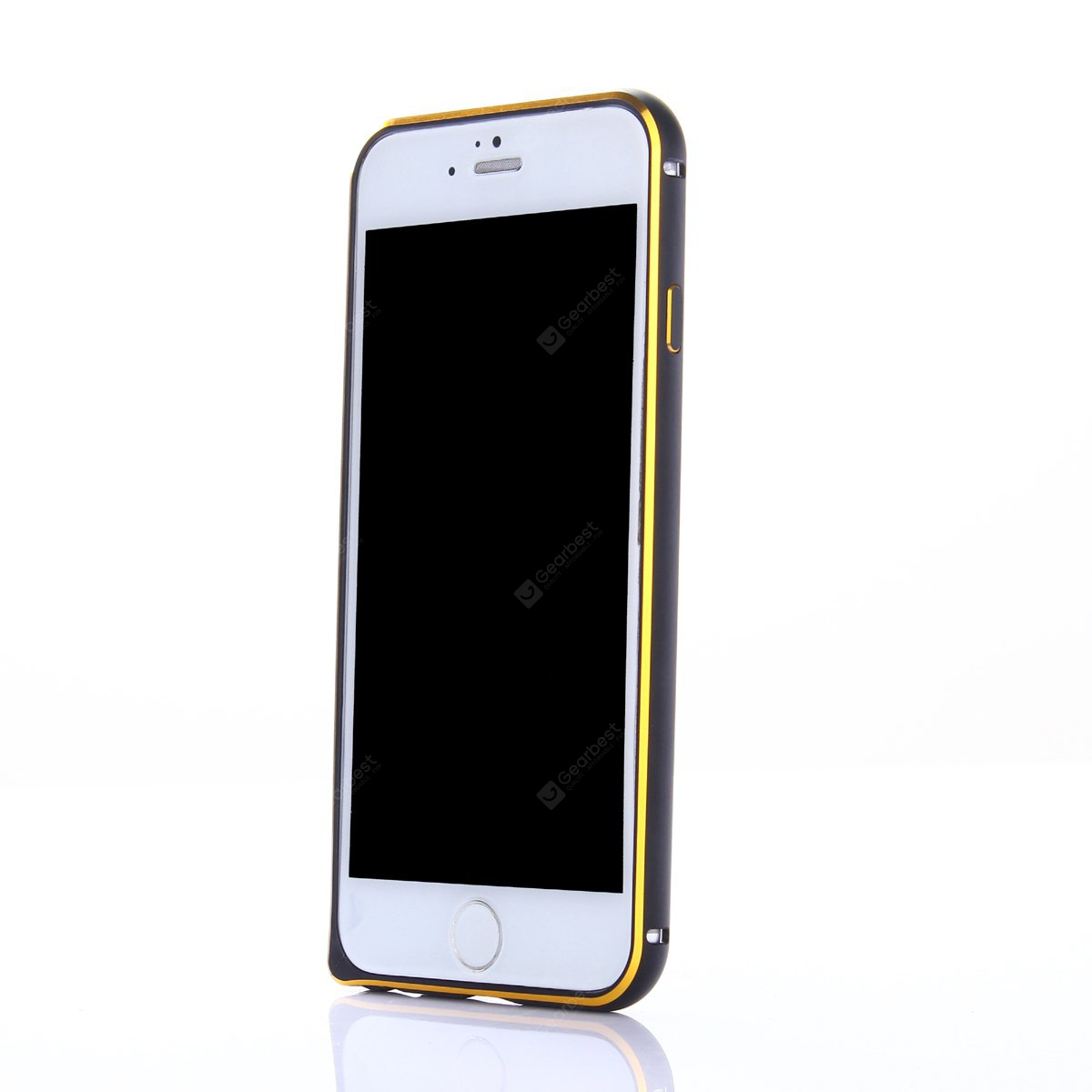 ASLING Metal Bumper Protective Frame for iPhone 6 Plus-6S Plus