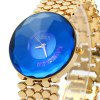 GND Diamond-shaped Mirror Women Quartz Watch Bracelet deal