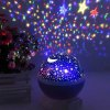 USB Rotary LED Starry Star Master Projector
