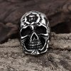 Stylish Various Styles 316L Stainless Steel Punk Ring for sale