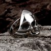 cheap R185-11 Unique Star Celebrity Men Styles Skull Ring