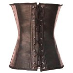 Brief Halter Self-Tie Corset For Women deal