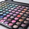 Vivid 88 Colours Pearl Matte Eye Shadow Palette with Mirror and Brush for sale