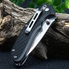 best Sanrenmu 7099 SUX-PH-T3 Multi-function Pocket Knife