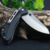 Sanrenmu 7105 SUX-PH-T2 Multi-function Black Pocket Knife deal
