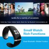 best Trendy Style L12S OLED Bluetooth Bracelet Watch with Call ID Display / Answer / Dial / SMS Sync / Music Player / Anti-lost Function for Samsung / HTC + More