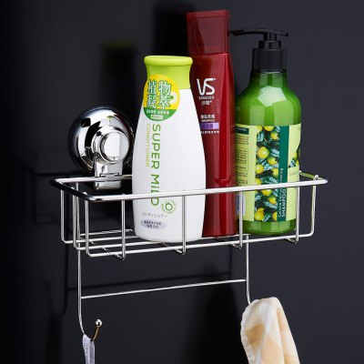 Floureon CW810 Basket Vacuum Suction Hook Holder