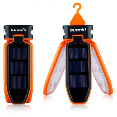 Suaoki solar panel foldable LED lartern --O