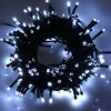 22M Solar Powered Light-Sensitive Light String Decoration Lights 200LED String Outdoor Indoor Starry Fairy Lighting String for Home, Patio, Garden, Holiday, Christmas, Wedding, Party.(200 LED White) for sale