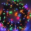 22M Solar Powered Light-Sensitive Light String Decoration Lights 200LED String Outdoor Indoor Starry Fairy Lighting String for Home, Patio, Garden, Holiday, Christmas, Wedding, Party.(200 LED Multi Co for sale