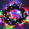 best 22M Solar Powered Light-Sensitive Light String Decoration Lights 200LED String Outdoor Indoor Starry Fairy Lighting String for Home, Patio, Garden, Holiday, Christmas, Wedding, Party.(200 LED Multi Co