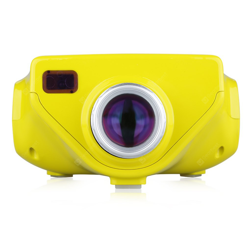 Buy portable mini hd 1080p multimedia led projector home for Handheld projector best buy