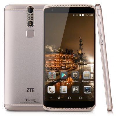 ZTE AXON Mini 4G SmartphoneCell phones<br>ZTE AXON Mini 4G Smartphone<br><br>2G: GSM 850/900/1800/1900MHz<br>3G: WCDMA 850/900/1900/2100MHz<br>4G: FDD-LTE 800/900/1800/2100/2600MHz<br>Additional Features: Bluetooth, FM, Wi-Fi, 3G, MP3, MP4, GPS, Calculator, Browser, People, Calendar, Alarm, Sound Recorder, E-book<br>Back camera: with flash light<br>Back-camera: 13.0MP<br>Battery Capacity (mAh): 2800mAh Built-in Battery<br>Battery Type: Lithium-ion Polymer Battery<br>Bluetooth Version: V4.0<br>Brand: ZTE<br>Camera type: Dual cameras (one front one back)<br>Cell Phone: 1<br>Cores: 1.5GHz, Octa Core<br>CPU: MSM8939 64bit<br>E-book format: PDF, TXT<br>English Manual : 1<br>External Memory: TF card up to 128GB (not included)<br>Flashlight: Yes<br>Front camera: 8.0MP<br>Google Play Store: Yes<br>GPU: Adreno-405<br>I/O Interface: TF/Micro SD Card Slot<br>Languages: English, French, Spanish, Russian, German, Italian, Dutch, Portuguese<br>Live wallpaper support: Yes<br>MS Office format: Excel, Word, PPT<br>Music format: AAC, MP3, AMR<br>Network type: FDD-LTE+WCDMA+GSM<br>Notification LED: Yes<br>OS: Android 5.1<br>Package size: 17.4 x 9.5 x 8.6 cm / 6.84 x 3.73 x 3.38 inches<br>Package weight: 0.500 kg<br>Picture format: GIF, BMP, JPEG, PNG<br>Power Adapter: 1<br>Product size: 14.35 x 7.0 x 0.79 cm / 5.64 x 2.75 x 0.31 inches<br>Product weight: 0.132 kg<br>RAM: 3GB RAM<br>ROM: 32GB<br>Screen resolution: 1920 x 1080 (FHD)<br>Screen size: 5.2 inch<br>Screen type: Capacitive<br>Sensor: Accelerometer,Ambient Light Sensor,Proximity Sensor<br>Service Provider: Unlocked<br>SIM Card Slot: Dual Standby, Dual SIM<br>SIM Card Type: Dual Nano SIM<br>Sound Recorder: Yes<br>Type: 4G Smartphone<br>USB Cable: 1<br>Video format: H.264, MPG, H.263<br>Video recording: Yes<br>WIFI: 802.11b/g/n/ac wireless internet<br>Wireless Connectivity: GSM, 3G, GPS, 4G, Bluetooth 4.0, WiFi