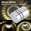 Excelvan 3W Warm White LED Wall Light OTP - LX deal