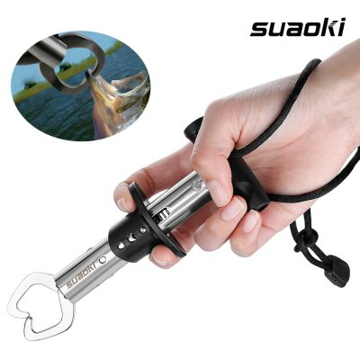 Suaoki BL - 027 T - Handle Stainless Steel Fish Lip Grip