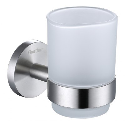 Finether MA104C11 Toothbrush Tumbler Holder