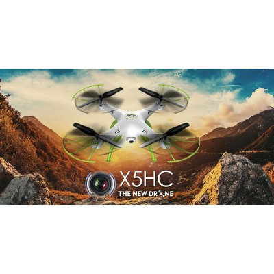 2.0MP HD Camera Barometer Altitude Hold Headless ModeRC Quadcopters<br>2.0MP HD Camera Barometer Altitude Hold Headless Mode<br>