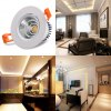 4pcs Excelvan OTP - COBFX - 3W Warm White Ceiling Light for sale