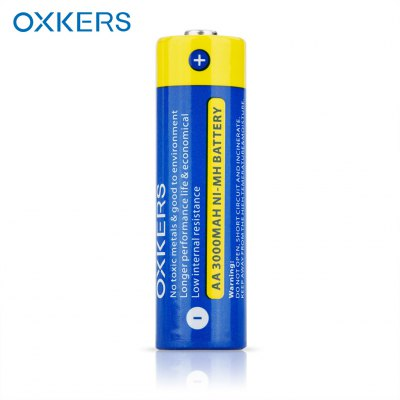 8x OXKERS AA 1.2v 3000mAh Ni-Mh rechargeable battery for remote controller