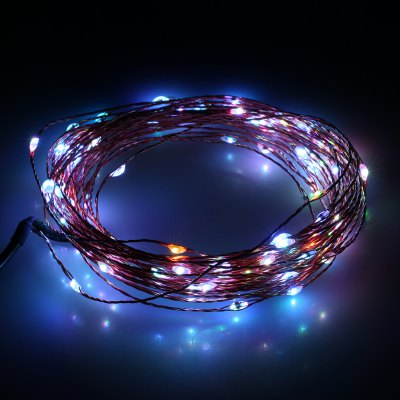 Excelvan 10M 100-LED Copper String Light