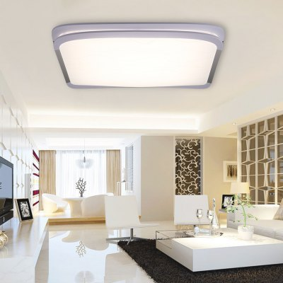 Floureon® 36W LED Ceiling Light, 2.4G Wireless Remote Control Infinite Dimming, 180~265V, 3000K~6500K Adjustable. Widely Use, Suitable for Living Room, Kitchen, Hotel, Meeting Room. Functional Intelli
