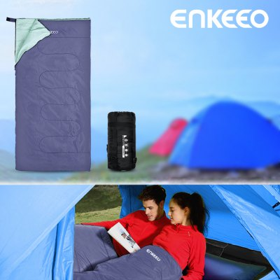 Enkeeo 190T Outdoor Sport Sleeping Bag