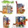 2pcs Baby Toddlers Educational Development Cloth Book deal