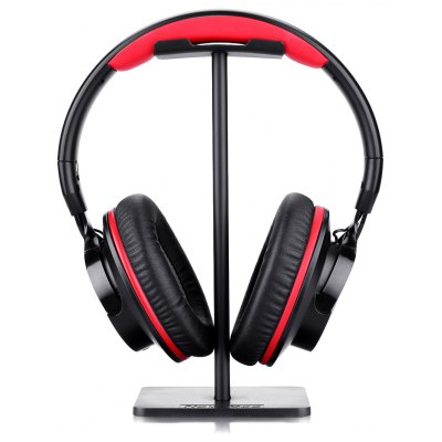 New bee Headphone Earphone Stand Removable Base Silicone Aluminum Toughness Headset Holder Hanger