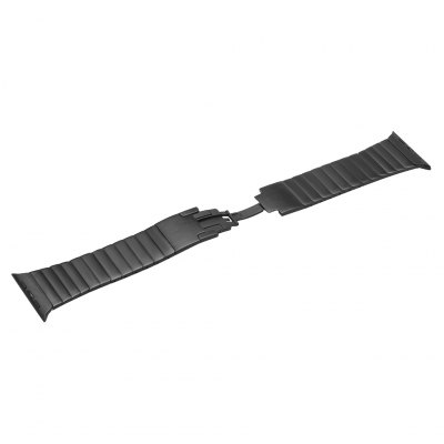 Excelvan Stainless Steel Replacement Watch Band with Double Button Folding Clasp for 42mm Apple WatchApple Watch Bands<br>Excelvan Stainless Steel Replacement Watch Band with Double Button Folding Clasp for 42mm Apple Watch<br>