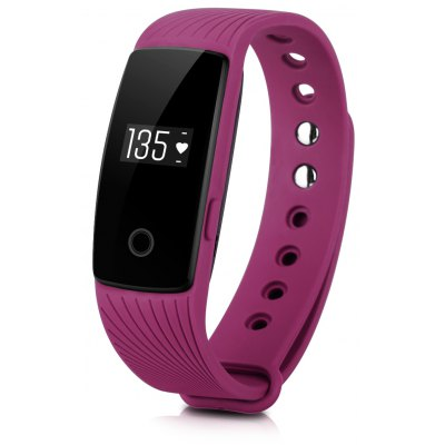 Diggro ID107 Heart Rate Smart Bracelet