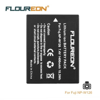 Floureon 2S 7.4V 1400mah Li-ion Battery